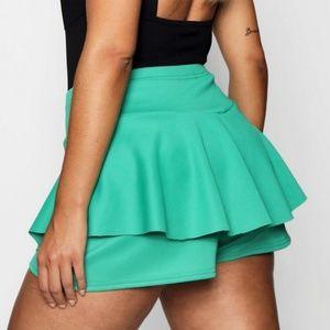 Shorts - Black skort